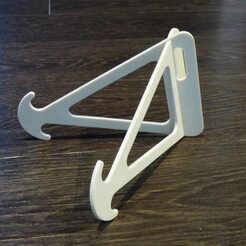 P1080363.JPG Download STL file Shelf support • 3D printing design, MLC3D