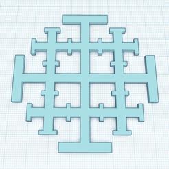 Schermafbeelding 2020-12-25 om 14.12.15.png Download STL file Jerusalem cross • 3D printing model, Emma-ni