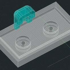 license_plate_frame.jpg Download free STL file WPL C44 project - license plate frame • 3D printer design, mrgiacci
