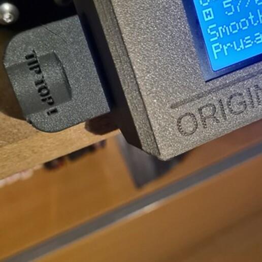 Mon custom Embout clé sd-3.jpg Download free STL file SD Card End Cap • 3D print model, moncustom