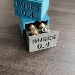 Mon custom Box buse-1.jpg Download free STL file Nozzle box M6 • 3D printer design, moncustom