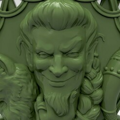 Локи.115.jpg Download STL file 3Dmodel STL Loki panel by Scandinavian mythology • Model to 3D print, 3Dfor3D