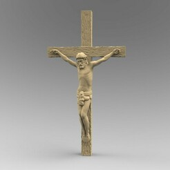 Иисус 2.110.jpg Download STL file 3Dmodel STL Cross Set 2 • 3D printer template, 3Dfor3D
