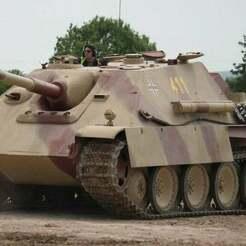 maxresdefault.jpg Télécharger fichier STL gratuit Imprimer facilement Jagdpanther • Design pour imprimante 3D, ergntrcn