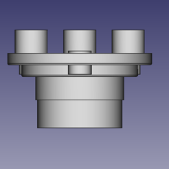 photo 3.png Télécharger fichier STL Silvercrest Picadora joint • Objet pour imprimante 3D, derapage