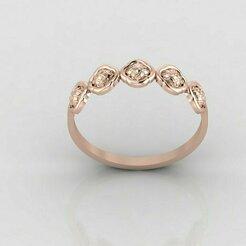 r1030p1.jpg Download STL file Women ring 3dm stl render detail 3D print model • 3D printing object, tuttodesign