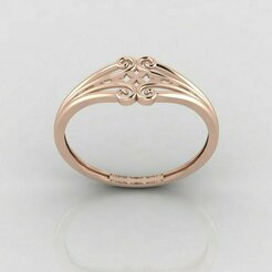 r1128p1.jpg Download STL file Women ring 3dm stl render detail 3D print model • 3D printing object, tuttodesign