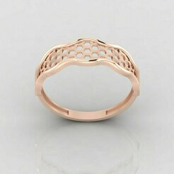 r1168p1.jpg Download STL file Women ring 3dm stl render detail 3D print model • 3D printing object, tuttodesign