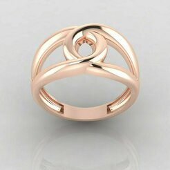 r1173p1.jpg Download STL file Women ring 3dm stl render detail 3D print model • 3D printing object, tuttodesign