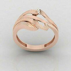 r1172p1.jpg Download STL file Women ring 3dm stl render detail 3D print model • 3D printing object, tuttodesign