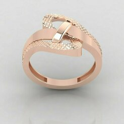 r1174p1.jpg Download STL file Women ring 3dm stl render detail 3D print model • 3D printing object, tuttodesign