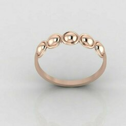 r1026p1.jpg Download STL file Women ring 3dm stl render detail 3D print model • 3D printing object, tuttodesign