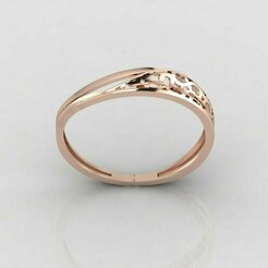 r1122p1.jpg Download STL file Women ring 3dm stl render detail 3D print model • 3D printing object, tuttodesign