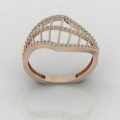 r1194p1.jpg Download STL file Women ring 3dm stl render detail 3D print model • 3D printing object, tuttodesign