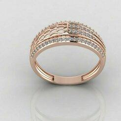 r1011p1.jpg Download STL file Women ring 3dm stl render detail 3D print model • 3D printing object, tuttodesign