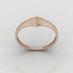 r1127p1.jpg Download STL file Women ring 3dm stl render detail 3D print model • 3D printing object, tuttodesign
