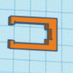 Pez Clip.PNG Download STL file Pez Clip • 3D printing design, PezMan