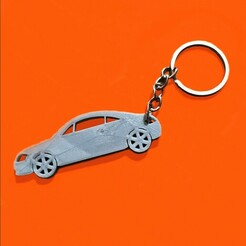 TT8N-3.jpg Download STL file Audi TT 8N side view keychain • 3D printing object, ioancodoban