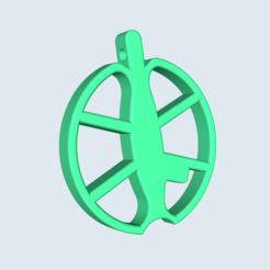 IMG_5495.PNG Download free STL file detector key ring • 3D printable model, An3de