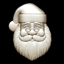 2020-12-28_132332.jpg Télécharger fichier STL Joyeux Noël Père Noël Bonne Année Noël Modèles 3D • Modèle pour imprimante 3D, 3DCNCMODELS