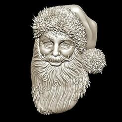 2020-12-28_132648.jpg Télécharger fichier STL Joyeux Noël Père Noël Bonne Année Noël Modèles 3D • Modèle pour imprimante 3D, 3DCNCMODELS
