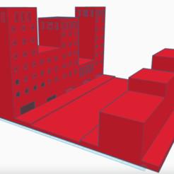 Screen Shot 2021-01-13 at 6.56.53 PM.png Download free STL file City Diorama • 3D printing model, Hiroki