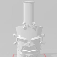 uka.png Download STL file Uka Uka Mouthpiece • 3D print design, Gazpacho