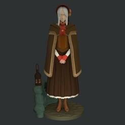 Doll_0.jpg Télécharger fichier STL Bloodborne - Poupée • Plan pour impression 3D, den_point777