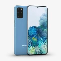 S20 Cloud blue.jpg Download STL file Samsung Galaxy S20 Cloud Blue • 3D printing template, Jamshidbek