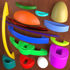 CabinetDrawerHandles-cover02.png Download free SCAD file Customizable Drawer Handle or Cabinet Handle • Template to 3D print, lyl3