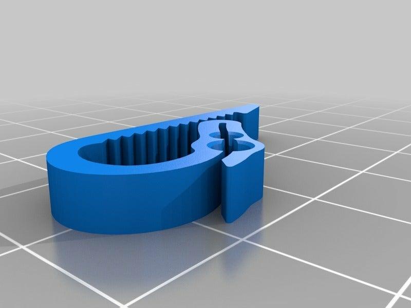 436a509145d2f766bd2454752f153c8a.png Download free STL file Universal Dual Filament Dragon Clip • 3D printing model, lyl3