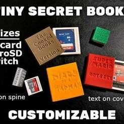 TinySecretBooks-cover02-628x472.jpg Télécharger fichier SCAD gratuit Petits livres secrets personnalisables • Objet pour impression 3D, lyl3