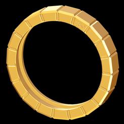 chop1-59RR.png Télécharger fichier STL Chopard Ice Cube Ring 1 • Modèle imprimable en 3D, Casper1050