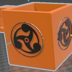 uchiha.jpg Télécharger fichier STL Bol Uchiha • Objet à imprimer en 3D, ccpgdavidcom