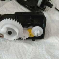 Gearbox_inside_view.jpg Download free STL file Ouaps - Octopus has malice gearbox repair • 3D printable design, BenjiP