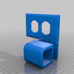 2ZTWxytXHUV.png Download free STL file Chi Outlet • 3D print design, cliftondfarr
