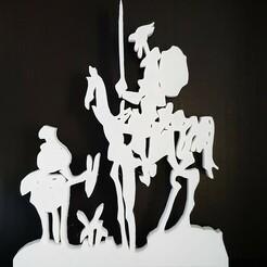 quijote ender.jpeg Télécharger fichier GCODE Quixote • Objet à imprimer en 3D, SARITABIGSINGER