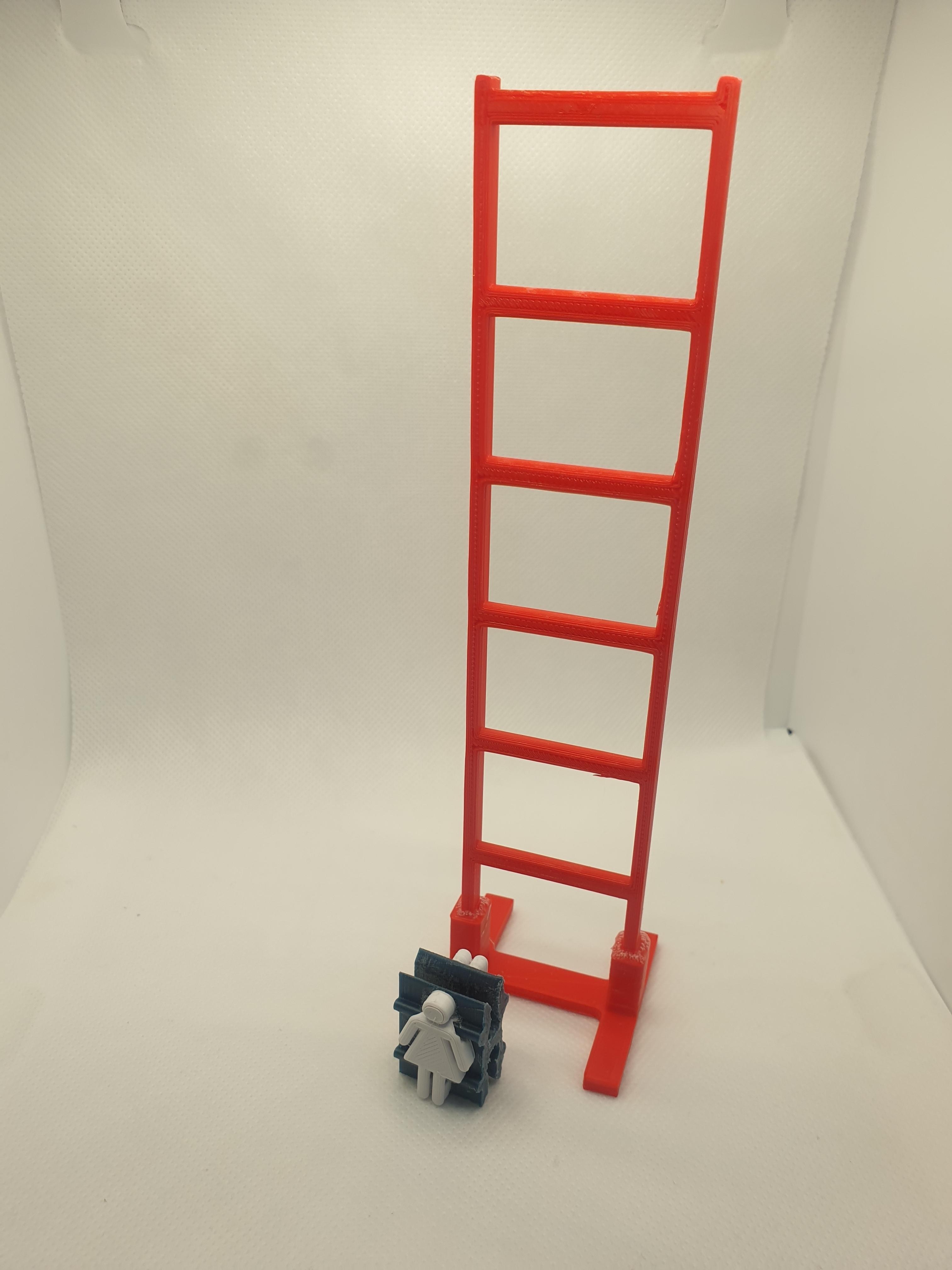 Télécharger fichier STL gratuit Échelle Peg Toy 3000: Codename Overkill • Modèle imprimable en 3D, Remrafs