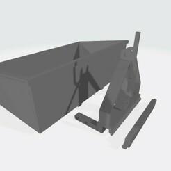 bennette.jpg Télécharger fichier STL benne 3 points • Plan pour impression 3D, lelievre_aurelien