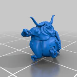 Nurgling_2.png Download free STL file Stinky Taterdemons runnin' solo • 3D printer design, TaterBeard