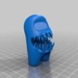 impostBodyFull.png Download free OBJ file Among Us (easy print)(crew/body/ghost/impostor) • 3D printable template, devanborkhatria