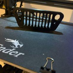 unnamed (1).jpg Download GCODE file jeep key ring • 3D print design, Sboob
