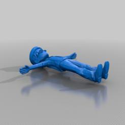 Blippi_v2_Shorter_Hair.png Download free STL file Blippi Figurine • 3D print design, krisstewart