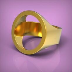untitled.275.jpg Download STL file Ring • 3D print model, yka4aka