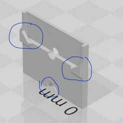m.2.JPG Download free STL file M.2 extender • 3D printable design, Otomar