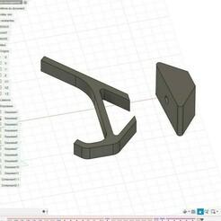 Sans titre.jpg Télécharger fichier STL porte manteau ou serviette • Design pour impression 3D, orcanthus