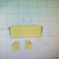 20210124_144812.jpg Download 3MF file 1/10 Sun Visor for crawler interior • Design to 3D print, HMKongen
