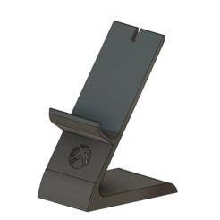 Capture.PNG Télécharger fichier STL support manette • Plan à imprimer en 3D, baldar