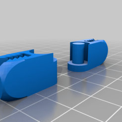 Curtain_clip.png Download free STL file Connect curtain clip • 3D print model, BryanLuis
