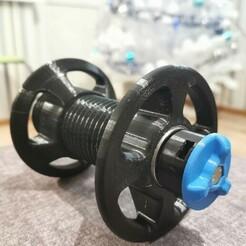 photo_2020-12-27_16-36-19.jpg Télécharger fichier STL gratuit Porte-bobine • Design imprimable en 3D, 3d_zephyr